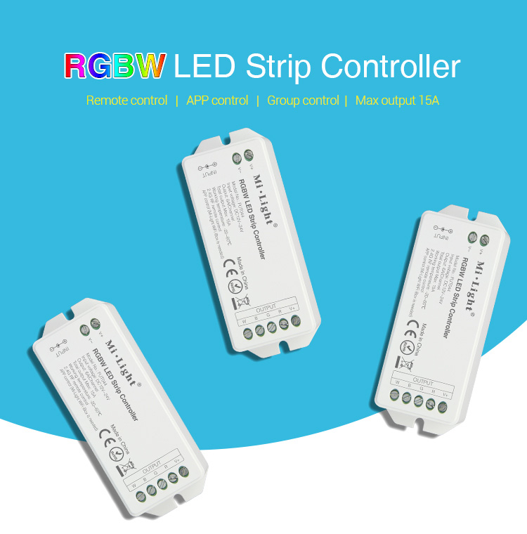 MILIGHT Fernbedienung, MILIGHT, MILIGHT, RGB LED Strip Controller, FUT044