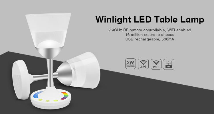 winelight milight, milight, wifi milight, futlight, fut080, (Wine Glass) - FUT080A
