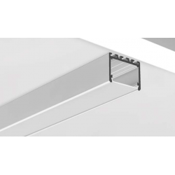 3035 , profil led, profil led IP67, profil led alu, led profiles to bathroom
