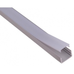 aluminium profile, hinikowe profile, M21, P21, led profile