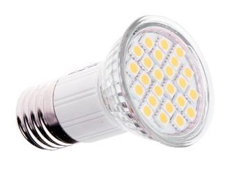 żarówka Lampa Led E27 45w 24smd5050 Smart Biały Ciepły