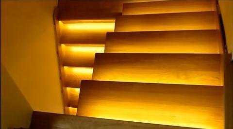 Oświetlenie Schodowe Sterownik Inteligentny Led Do Oświetlenia Schodów Sterow